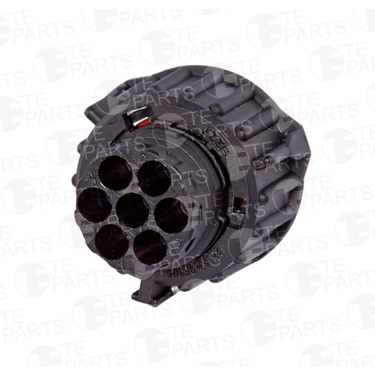 7810620 7-pin Bayonet Plug AMP 1.5 Compliance for MAN / MERCEDES BENZ / RVI