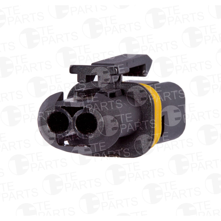 7811688 2-pin Universal Plug for MAN / DAF