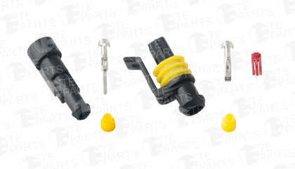 7110033 Set of 1-pin Plugs