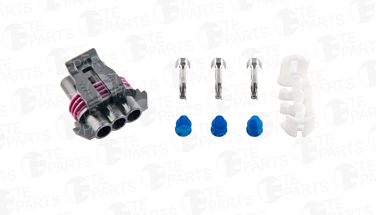 7730564 3-pin Plug for GM - Connectors for passenger cars