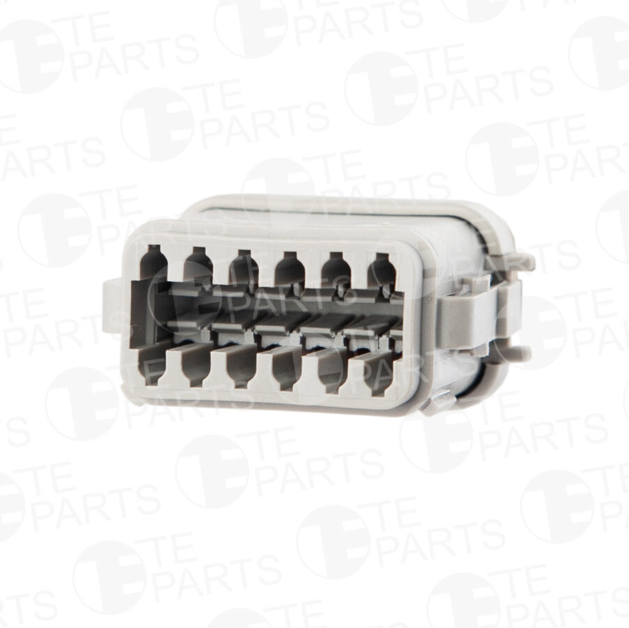 7802128 12-pin Plug for SCANIA / VOLVO