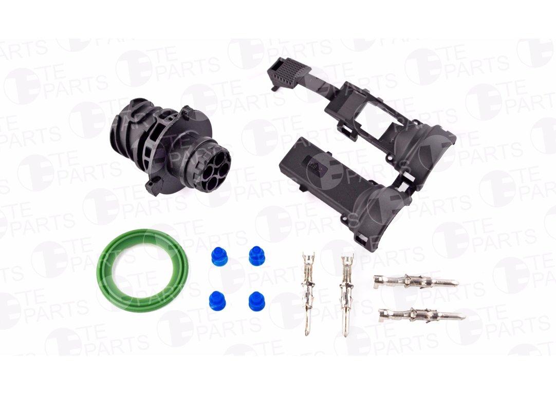 7802781 4-pin Bayonet Plug for MERCEDES BENZ / SCANIA