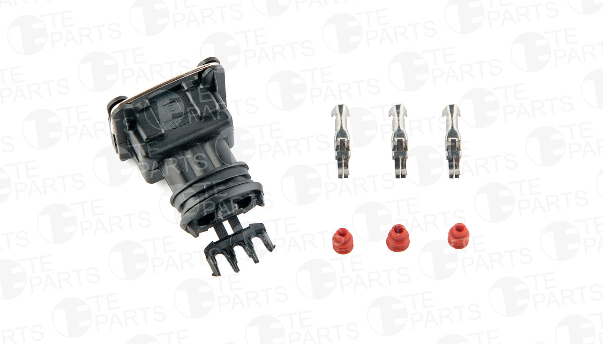 7810051 3-pin plug for volvo    rvi - plugs of lighting systems and electrical equipment
