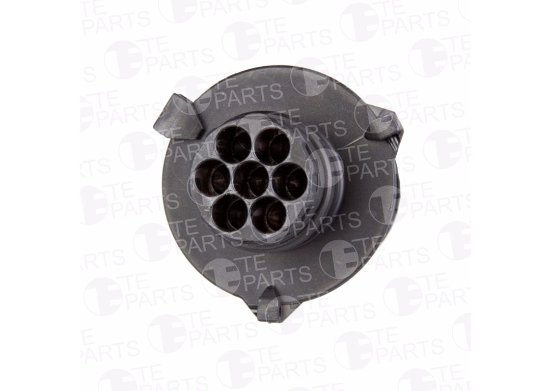 7810621 7-pin Bayonet Plug AMP 1.5 Compliance for MERCEDES BENZ / SCANIA