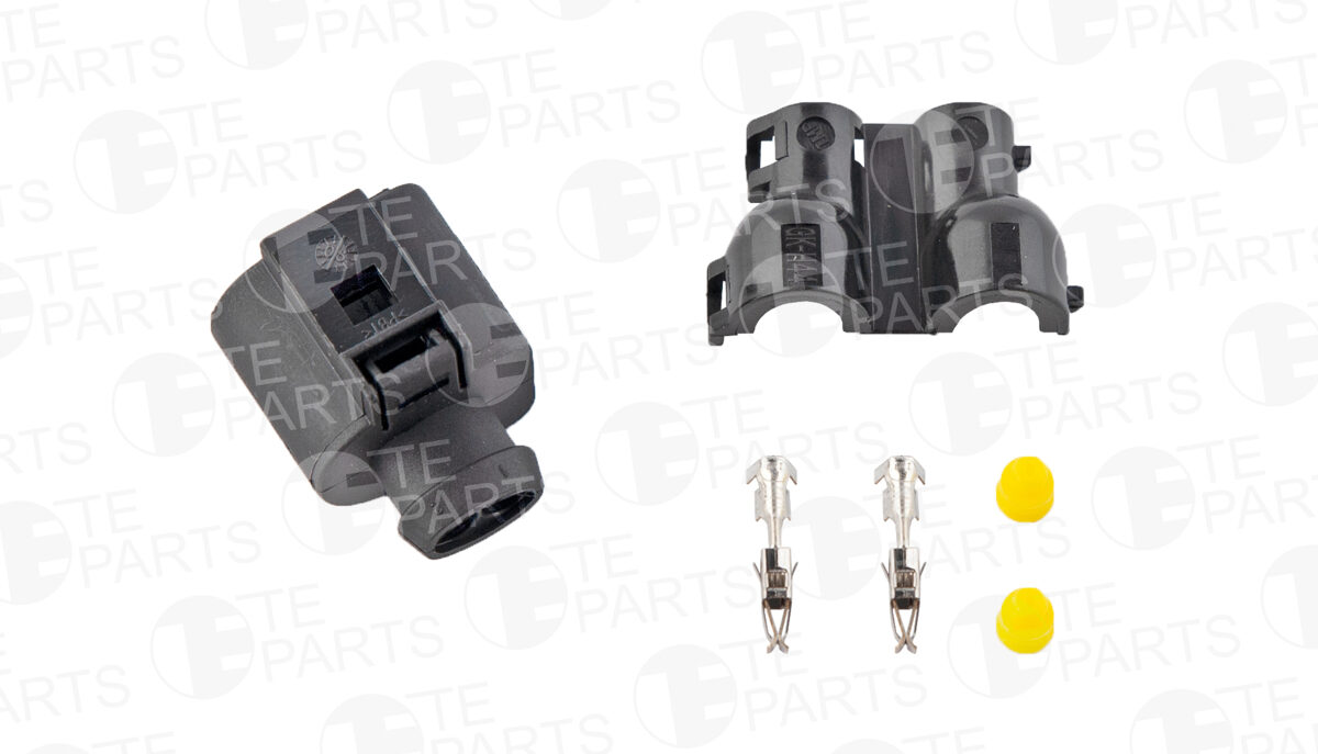 7810636 2-pin Plug for MERCEDES BENZ / VOLVO / VAG / SCANIA