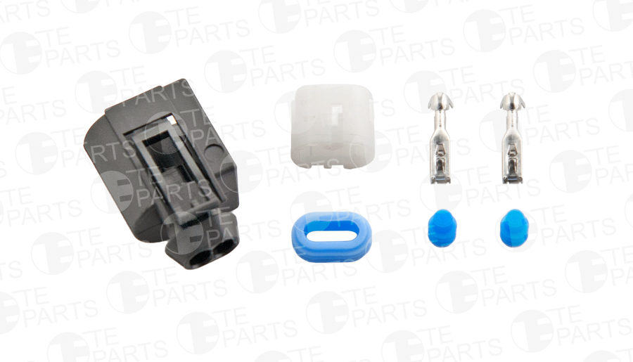 7725150 2-pin Konektors MERCEDES BENZ