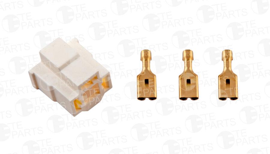 7741143 3-pin Konektors VAG / MAN