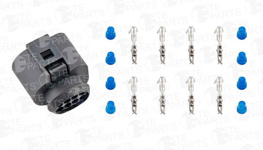 7741434 8-pin Plug for VAG