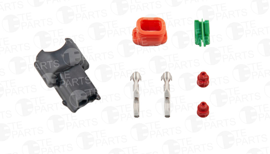 7741625 2-pin Plug for HYUNDAI / KIA