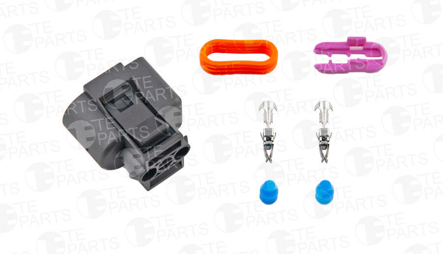 7743202 2-pin Plug for VAG