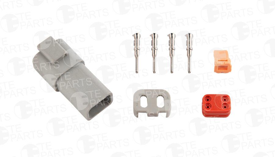 7802141 4-pin Konektors SCANIA / RENAULT / VOLVO