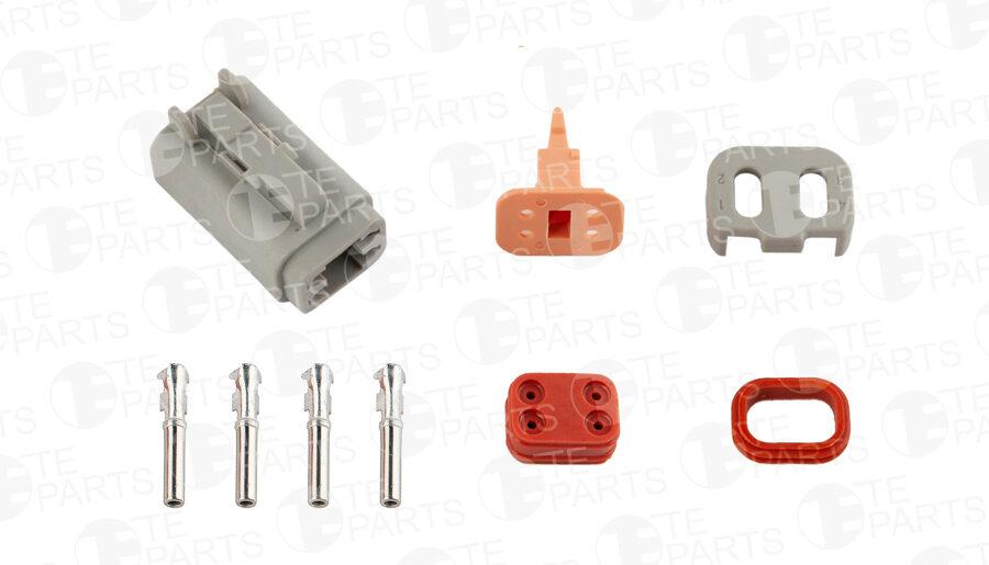7802146 4-pin Konektors SCANIA / RENAULT / VOLVO