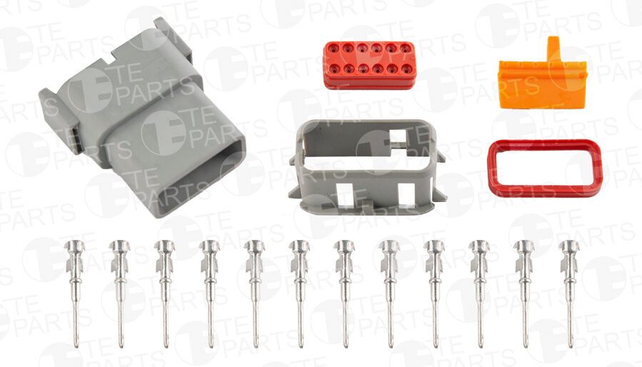 7804121 12-pin Plug