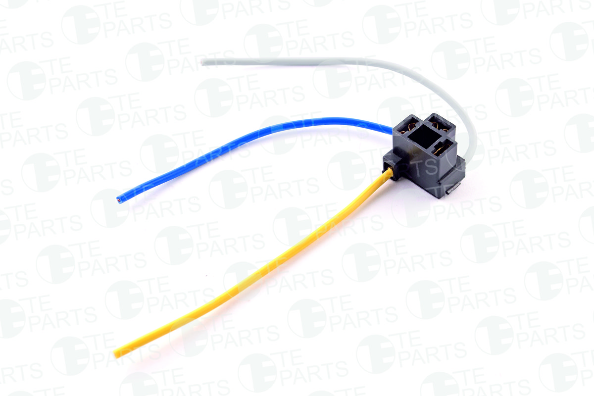 7809007 Plug for Lamp H4 for IVECO / MAN / MERCEDES BENZ / SCANIA / VOLVO / BMW / SAAB
