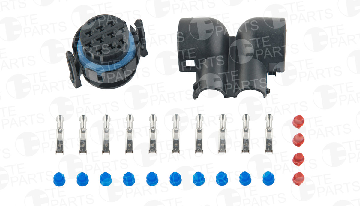 7810647 Разъём 10-pin для IVECO