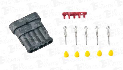 7812054 5-pin Plug for IVECO / HYUNDAI / KIA