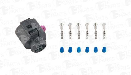 7821606 6-pin Plug for VAG / HYUNDAI / KIA